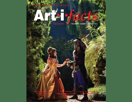 Art-i-facts Cover Nov-Dec 2013