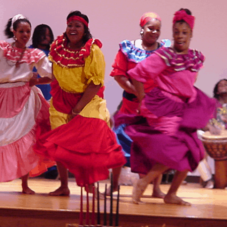 Kuumba Dancers and Drummers of Tampa Bay