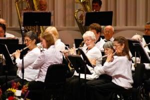 Lakeland Concert Band Flutes