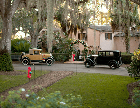 Pinewood Antique Cars