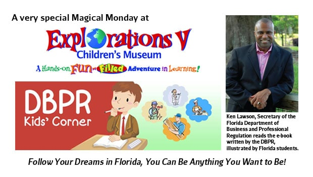 Magical Monday with Ken Lawson