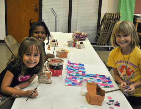 Art Camp at PMoA