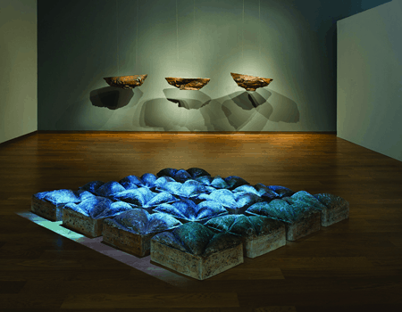 Topographies Install OMA_2007