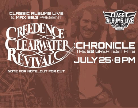 "Creedence Clearwater Revival ""Chronicle"""