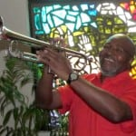 Trumpeter Charlie Topp Hines