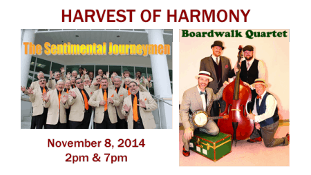 Harvest of Harmony