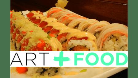 art+food