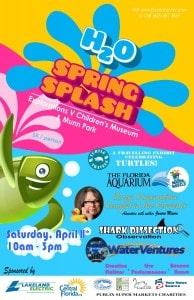 H20 Spring Splash 11x17