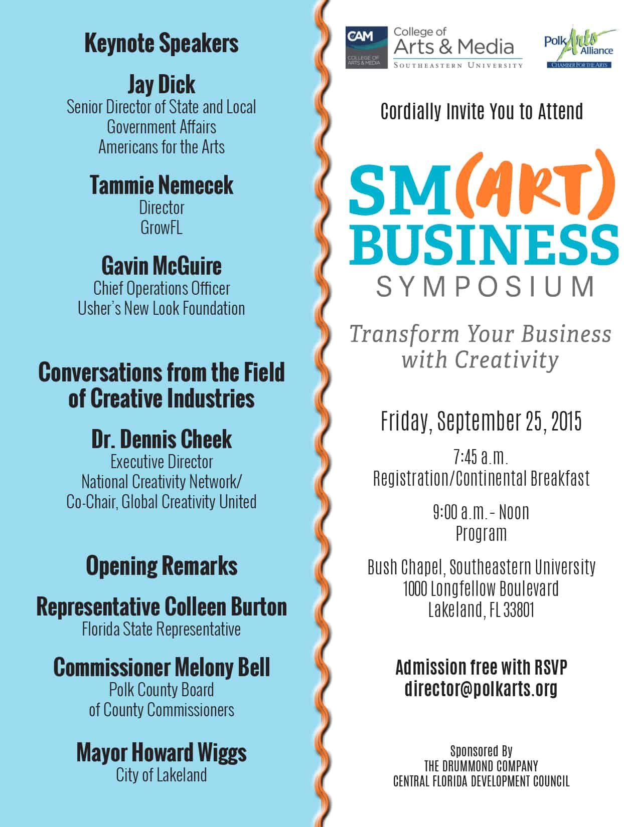 SmART Business Symposium Transforming Your Business With