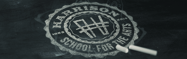 Harrison chalk logo