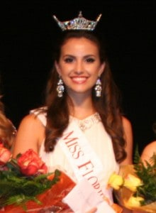 Miss Florida Citrus, Summer Foley