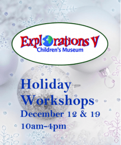 X5 Holiday Workshops Sq