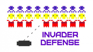 X5 Invader Defense