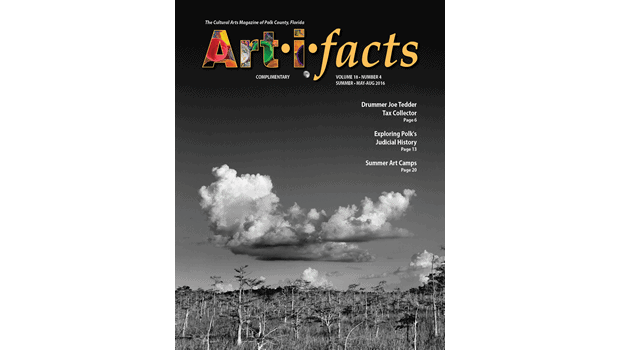 Art-i-facts Summer 2016 Cover