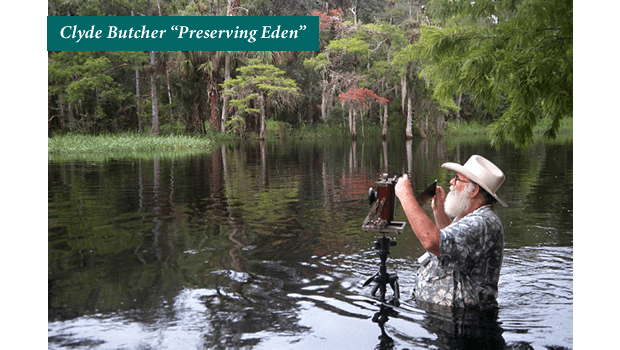 Clyde Butcher Preserving Eden