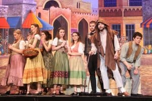 La Périchole, Florida Southern Student Opera Theatre (3/19/15); Branscomb Auditorium