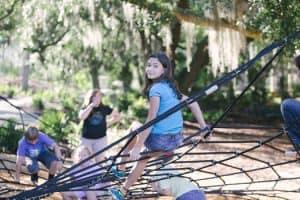 Bok Spider Climb Children's Garden
