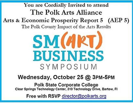 SmArt Biz Symposium Oct 25