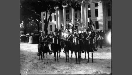 Civil War Defending the Boundries of Wilderness