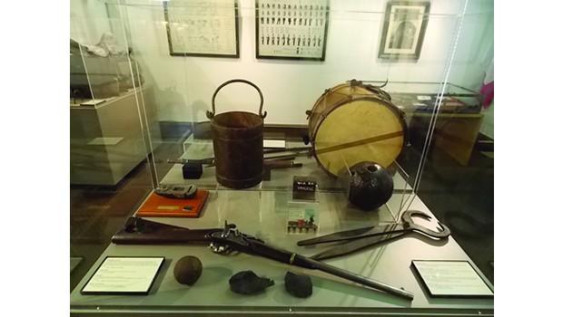 Civil War Exhibit