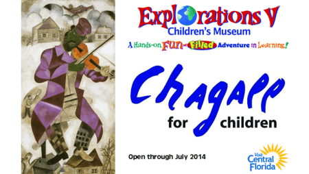 Chagall for Children