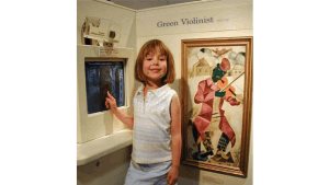 Chagall for Kids