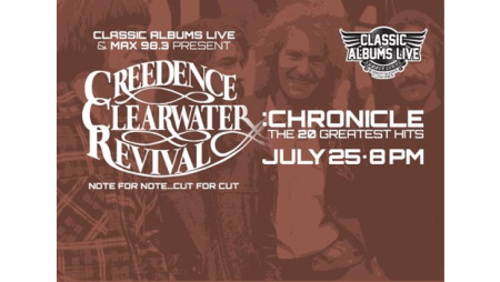 """Creedence Clearwater Revival """"Chronicle"""""""