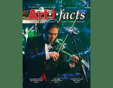 2014 Nov-Dec Art-i-facts Cover