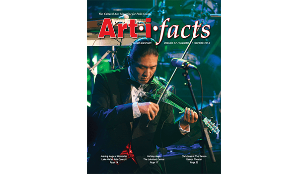 2014 Nov-Dec Art-i-facts Cover