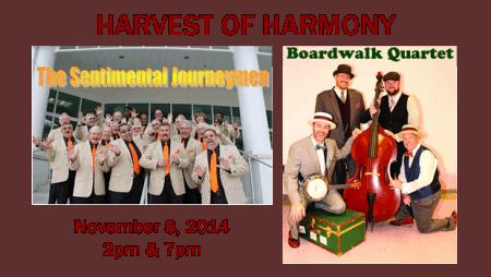 Harvest of Harmony