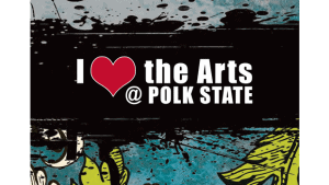 Polk State I Heart the Arts