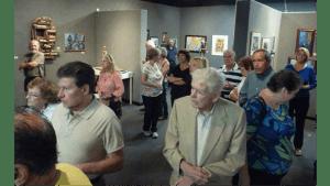 Ridge Art Reception