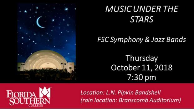 Music under the Stars : Polk Arts