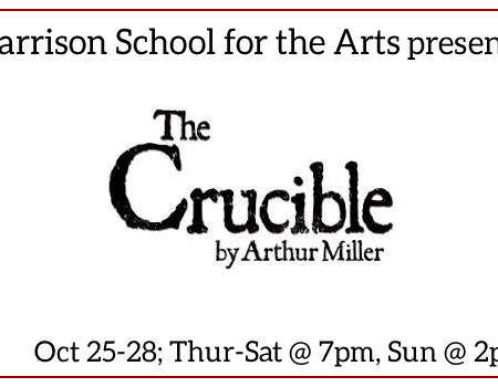 the crucible facts