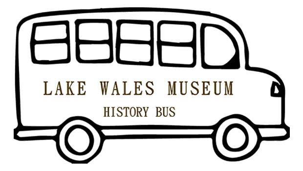 Lake Wales History Museum Bus