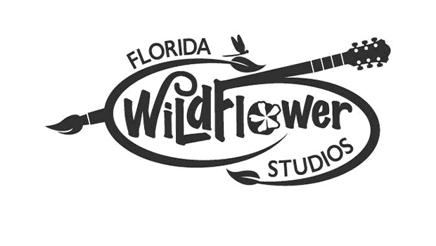 Florida Wildflower Studios (Decorative logo)