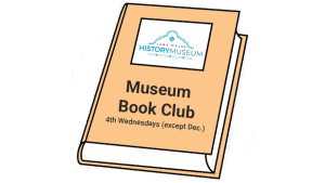 Clipart book with Lake Wales History Museum logo