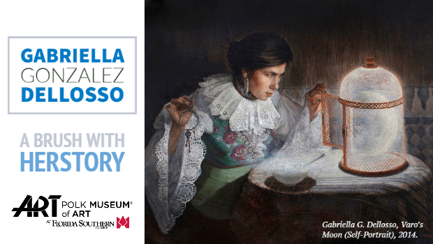 Gabriella G. Dellosso, A brush with herstory