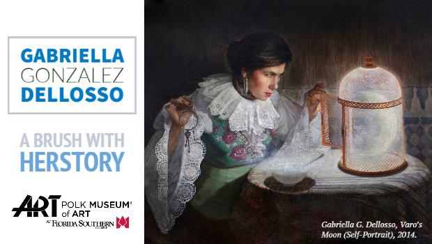 Gabriella G. Dellosso, A brush with herstory