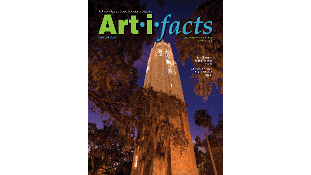 Art-i-facts Spring 2020 Cover