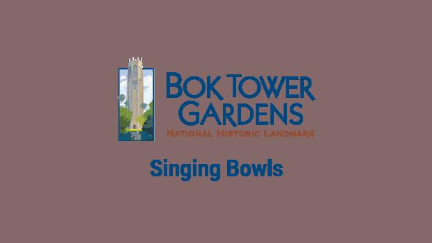 Bok Singing Bowls