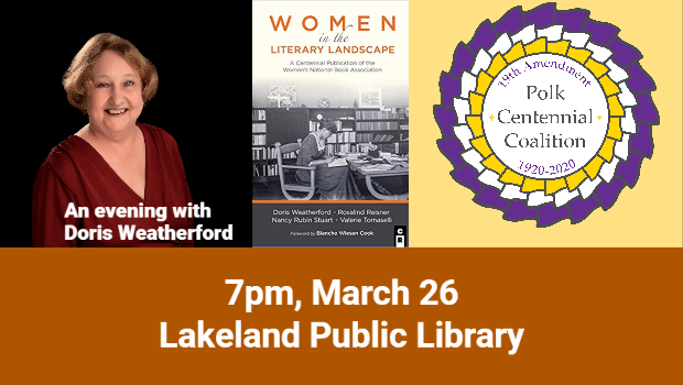 An Evening with Doris Weatherford