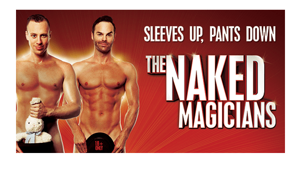 Naked Magicians