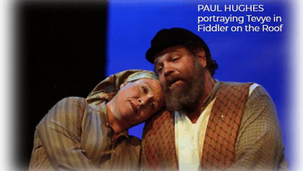 Paul Hughes as Tevye