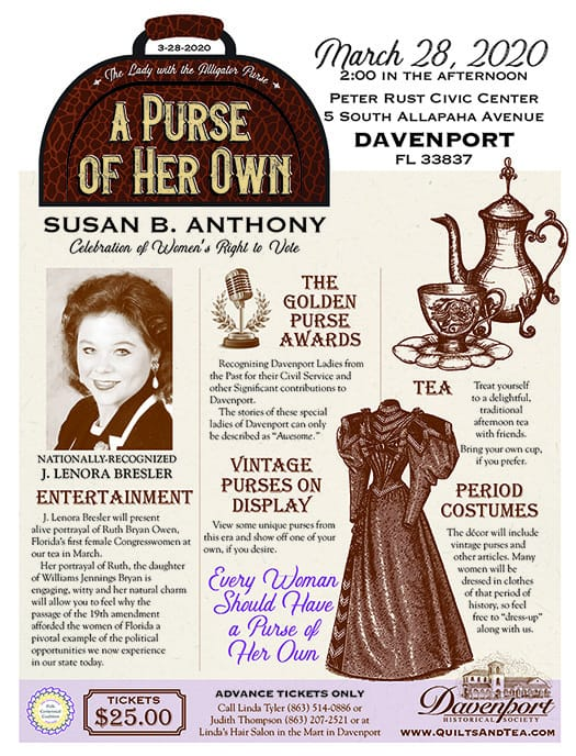 A Purse of Her Own Graphic