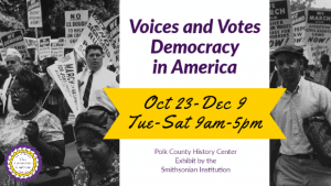Voices and Votes: Democracy in America