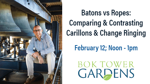 Batons vs Ropes: Comparing and Contrasting Carillons and Change Ringing