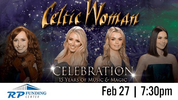 Celtic Women Celebration 15th Anniversary Tour
