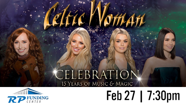 Celtic Women Celebration 15th Anniversary Tour