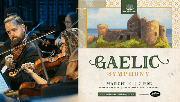 Gaelic Symphony Concert by ISO
